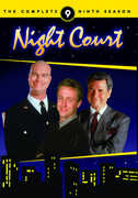 Night Court: The Complete Ninth Season , Harry Anderson