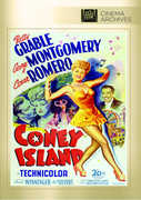 Coney Island , Betty Grable