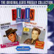 Elvis Double Features: Flaming Star /  Follow That Dream /  Plus Wild in the Country (Original Soundtrack) [Import]