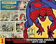 The Amazing Spider-Man: The Ultimate Newspaper Comics Collection Volume 1 (1977- 1978) (Spider-Man Newspaper Comics)