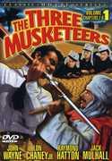 Three Musketeers 1 & 2 , Lon Chaney Jr.