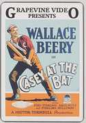 Casey at the Bat , Wallace Beery