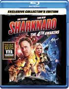 Sharknado: The 4th Awakens , Tara Reid