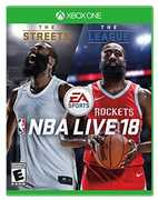 NBA Live 18: The One Edition for Xbox One