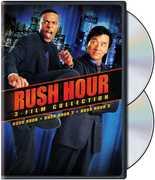 Rush Hour 1-3 Triple Feature , Chris Tucker