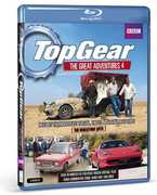 Top Gear Great Adventures 4 [Import] , BBC