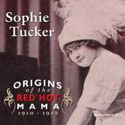 Origins of the Red Hot Mama