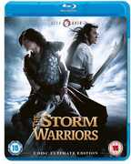 Storm Warriors [Import] , Aaron Kwok