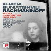 Sergei Rachmaninoff: Piano Concertos No 2 & 3