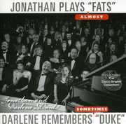 Jonathan Plays Fats Darlene Remembers Duke