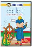 Caillou: Caillou Pretends to Be... , Kobe Tai
