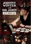 Live in Sweden 1987 Johnny Winter with Dr. John , Dr. John