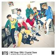 Mic Drop /  DNA /  Crystal Snow: Type A [Import] , BTS