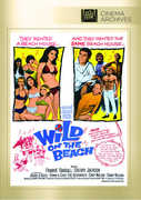 Wild on the Beach , Jackie Gayle