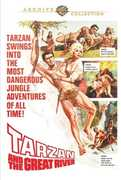 Tarzan and the Great River , Manuel Padilla