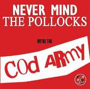 Never Mind the Pollocks: We're the Cod Army