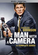 Man With a Camera: The Complete Series , Charles Bronson