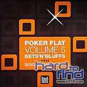 """Poker Flat, Vol. 5: Bets N Bluffs [2x12""""]"""