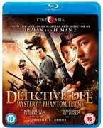 Detective Dee Mystery of the Phantom Flame [Import] , Deng Chao