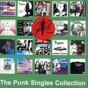 Cherry Red: The Punk Singles Collection, Vol. 1 [Import]