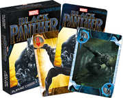 Marvel Black Panther Movie Playing Cards