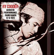 Acoustic Performance Radio Branch 12th December , Ry Cooder