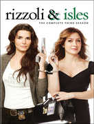Rizzoli and Isles: The Complete Third Season , Ray Barrett