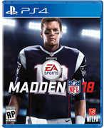 Madden NFL 18 for PlayStation 4