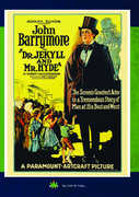 Dr. Jekyll And Mr. Hyde , John Barrymore
