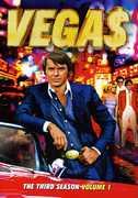 Vegas: The Third Season: Volume 1 , Tony Curtis