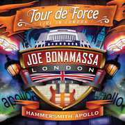 Tour de Force: Live in London - Hammersmith Apollo , Joe Bonamassa