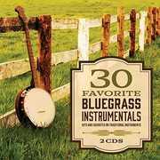 30 Favorite Bluegrass Instrumentals (Various Artists)