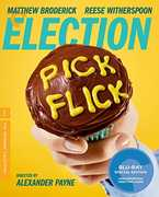 Election (Criterion Collection) , Matthew Broderick