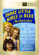 Three Little Girls in Blue , June Haver