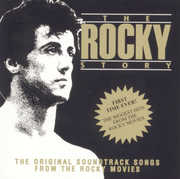 The Rocky Story (The Original Soundtrack Songs From the Rocky Movies)