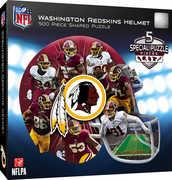 MasterPieces Washington Redskins 500 Shaped