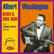 Albert Washington Blues & Soul Man [Import]