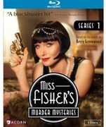 Miss Fisher's Murder Mysteries: Series 1 , Essie Davis