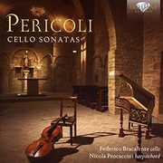 Pasquale Pericoli: Cello Sonatas