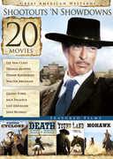 20-Film Great American Westerns: Shootouts 'N Showdowns , Glenn Ford
