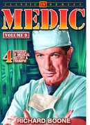 Medic Volume 9 , Richard Boone