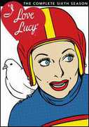 I Love Lucy: The Complete Sixth Season , Lucille Ball
