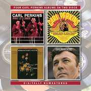 Whole Lotta Shakin /  King Of Rock /  Greatest Hits /  On Top [Import] , Carl Perkins