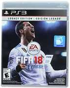 FIFA 18 - Legacy Edition for PlayStation 3