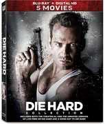 Die Hard Collection (5 Movies) , Bruce Willis
