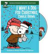 I Want a Dog for Christmas Charlie Brown , Adam Gordon