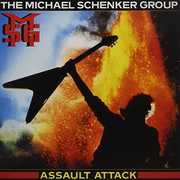 Assault Attack , Michael Schenker