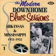 Modern Downhome Blues Sessions 1 /  Various [Import]