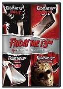 Friday The 13Th Deluxe Edition Four Pack , Adrienne King