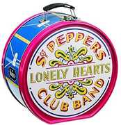 The Beatles Sgt. Peppers Shaped Tin Tote